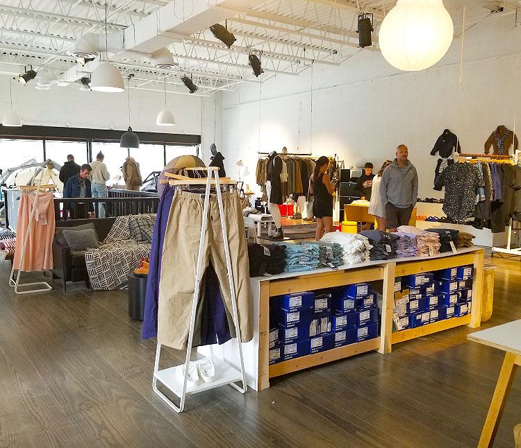 Shoppers in Westerlind