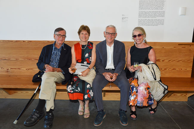 Karen Klopp and Hilary Dick article for New York Social Diary, what to wear to the Parrish Art Museum Midsummer Weekend.