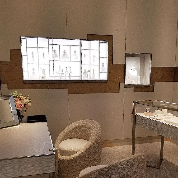 The Fine Jewelry Area at Dior