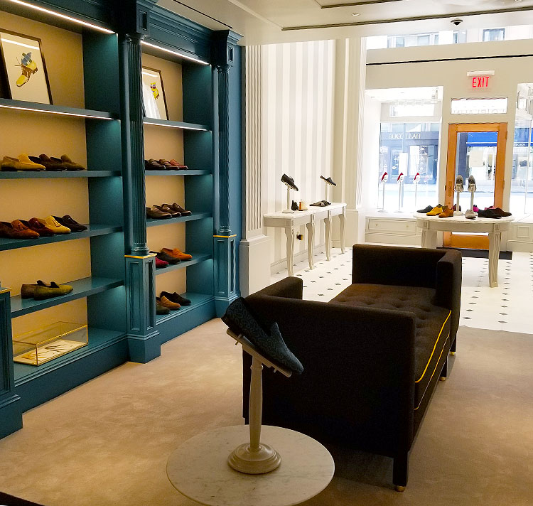 The Best Loafers on Display at Manolo