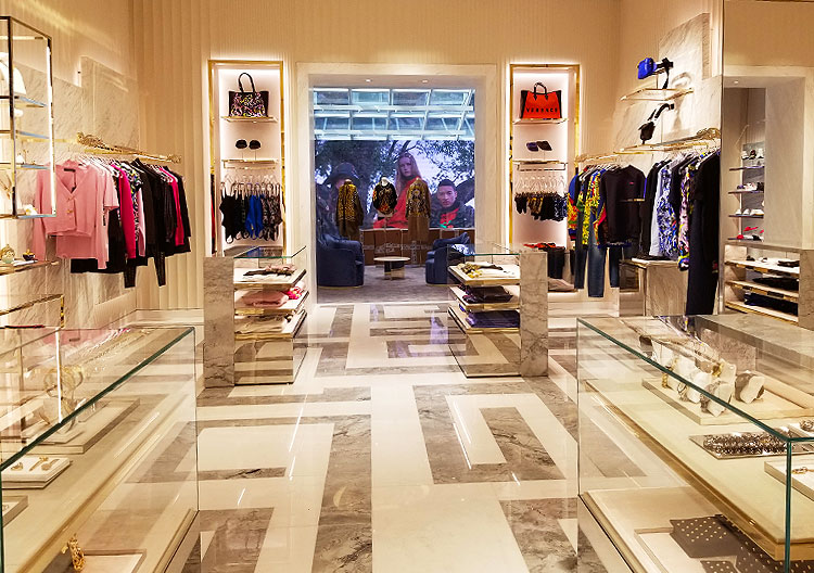 Looking Through the Boutique