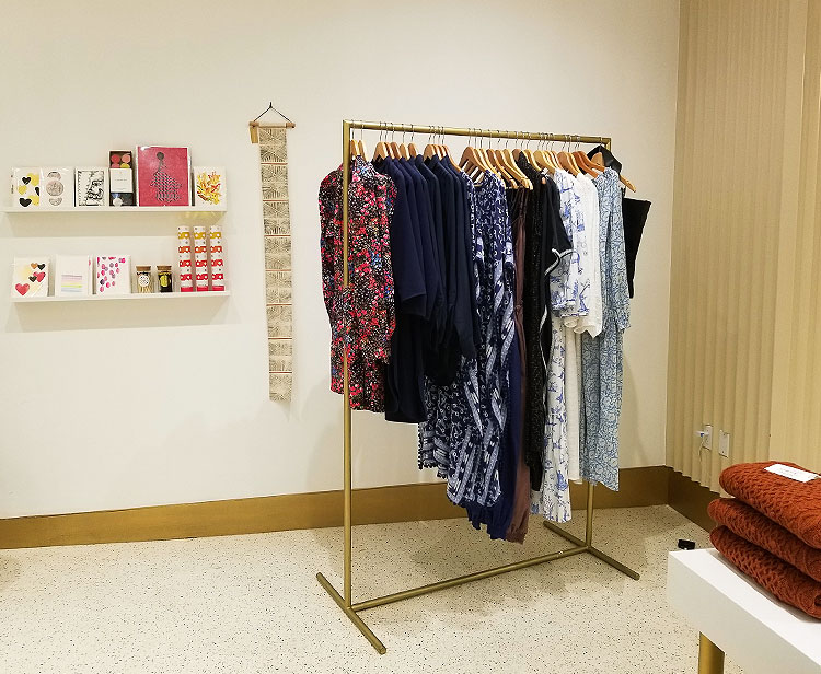 Clothing and Greeting Cards